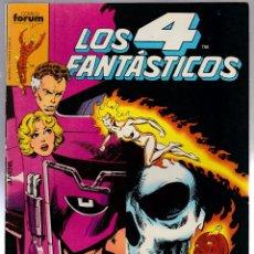 Cómics: LOS 4 FANTÁSTICOS Nº 37. Lote 55116217