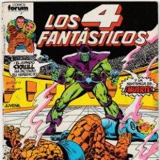 Cómics: LOS 4 FANTÁSTICOS Nº 3. Lote 55116355