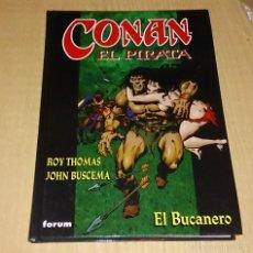 Cómics: CONAN EL PIRATA.EL BUCANERO.TOMO Nº4.ROY TOMAS / JOHN BUSCEMA. Lote 55126380