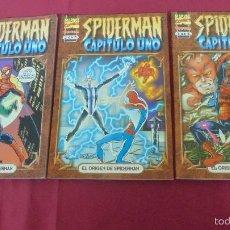 Cómics: SPIDERMAN. EL ORIGEN DE SPIDERMAN. COLECCION COMPLETA. DEL Nº 1 AL Nº 3. FORUM.. Lote 55137142