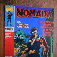 Cómics: NOMADA Nº 1 DE 4, COL. SERIES LIMITADAS, MARVEL, FORUM, 1992. Lote 55148739