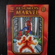 Cómics: SPIDERMAN - LOS AÑOS PERDIDOS Nº 1 - TESOROS MARVEL Nº 3 - FORUM (U2). Lote 55171597