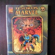 Cómics: EL PODEROSO THOR - LOS AÑOS PERDIDOS Nº 2 - TESOROS MARVEL Nº 10 - FORUM (U2). Lote 55171896