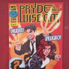 Cómics: PRYDE AND WISDOM Nº 2 FORUM. Lote 55173716