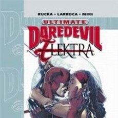 Cómics: ULTIMATE DAREDEVIL & ELEKTRA - RUCKA, LARROCA, MIKI - FORUM. Lote 55244399