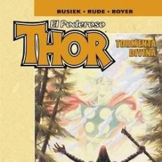 Cómics: THOR, TORMENTA DIVINA - BUSIEK, RUDE, ROYER - FORUM. Lote 55244458