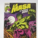 Cómics: LA MASA Nº 1. EL INCREIBLE HULK. VOL. 1. FORUM . Lote 55372845