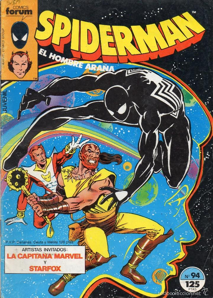 COMIC FORUM 1986 SPIDERMAN VOL1 Nº 94 (BUEN ESTADO) (Tebeos y Comics - Forum - Otros Forum)