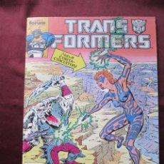 Cómics: TRANSFORMERS Nº 41 ¡VUELVE CORTACIRCUITOS! COMICS FORUM. TEBENI. Lote 55401227
