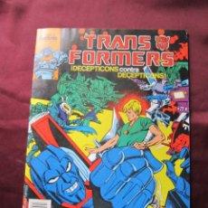 Cómics: TRANSFORMERS Nº 45 ¡DECEPTICONS CONTRA DECEPTICONS! COMICS FORUM. TEBENI. Lote 55401254