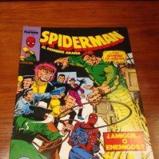 Cómics - SPIDERMAN VOL 1 Nº 91. FORUM 1986. SAVIUK. BAGLEY. MILGROM. MCFARLANE. BUSCEMA. - 55575044