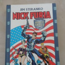 Cómics: NICK FURIA AGENTE DE SHIELD - FORUM - JIM STERANKO. Lote 55686364