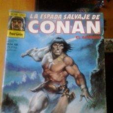 Cómics: LA ESPADA SALVAJE DE CONAN Nº 108 - EDITORIAL PLANETA DE AGOSTINI. Lote 55718768