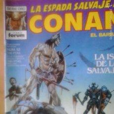 Cómics: LA ESPADA SALVAJE DE CONAN Nº 53 - EDITORIAL PLANETA DE AGOSTINI. Lote 55718814