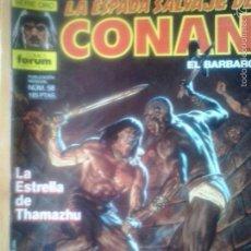 Cómics: LA ESPADA SALVAJE DE CONAN Nº 58 - EDITORIAL PLANETA DE AGOSTINI. Lote 55718819