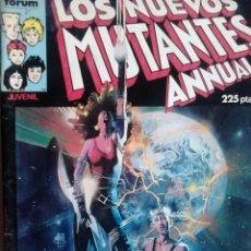 Cómics: ESPECIAL FORUM AÑO 87 LOS NUEVOS MUTANTES. Lote 55778971