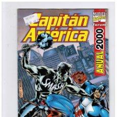 ANUAL 2000 - CAPITÁN AMÉRICA - FORUM