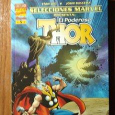 Cómics: THOR COLECCION SELECCIONES MARVEL PRESENTA TOMO Nº5 DE FORUM. Lote 55793639