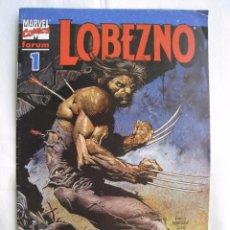 Cómics: LOBEZNO - Nº 1 - LOS ARCHIVOS DE LOGAN 1 DE 3 - FORUM.. Lote 55825336