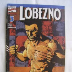 Cómics: LOBEZNO - Nº 3 - LOS ARCHIVOS DE LOGAN 3 DE 3 - FORUM.. Lote 55825890