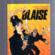 Cómics: TEBEO. MODESTY BLAISE. Nº 1. EDITORIAL PLANETA AGOSTINI. Lote 55868377