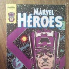 Cómics: MARVEL HEROES 35 FORUM. Lote 55927813