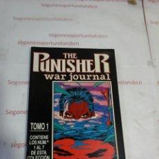 Cómics: THE PUNISHER - WAR JOURNAL - TOMO 1 - FORUM. Lote 55932299