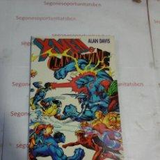 Cómics: X-MEN - CLANDESTINE - ALAN DAVIS - FORUM. Lote 55932324
