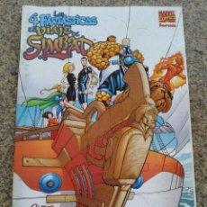 Fumetti: LOS 4 FANTASTICOS -- EL VIAJE DE SIMBAD -- FORUM / MARVEL --. Lote 55933450