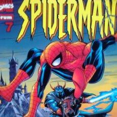 Cómics: SPIDERMAN 7 LOMO ROJO. Lote 56044282