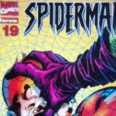 Cómics: SPIDERMAN 19 LOMO ROJO. Lote 56044337
