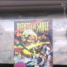 Cómics: DIENTES DE SABLE EN LA ZONA ROJA. Lote 56052894