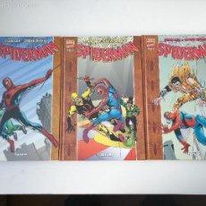 Cómics: SPIDERMAN DE STAN LEE Y STEVE DITKO - COMPLETA 3 TOMOS (FORUM EXCELSIOR). Lote 56186229