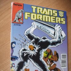 Comics: TRANSFORMERS Nº 26 AL 30 - ED. FORUM. Lote 56186472