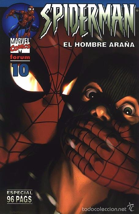 SPIDERMAN: EL HOMBRE ARAÑA VOL.1 Nº 10 - FORUM (Tebeos y Comics - Forum - Spiderman)