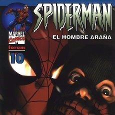 Cómics: SPIDERMAN: EL HOMBRE ARAÑA VOL.1 Nº 10 - FORUM. Lote 56222959