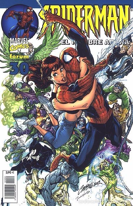 SPIDERMAN: EL HOMBRE ARAÑA VOL.1 Nº 30 - FORUM (Tebeos y Comics - Forum - Spiderman)