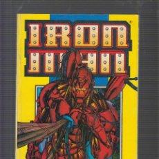 Cómics: IRON MAN HEROES REBORN, TOMO Nº 1 AL 6 ( COLECCION DE 12 NÚMEROS ). Lote 56310509