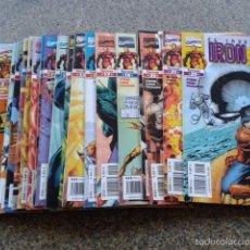Cómics: EL INVENCIBLE IRON MAN -- VOLUMEN 4 -- LOTE DE 22 EJEMPLARES -- DEL 1 AL 22 + EL 23 -- FORUM --. Lote 56315311
