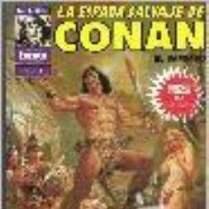 Cómics: SUPER CONAN NUMERO 1 (2ª EDICION) - PLANETA - IMPECABLE. Lote 194697382