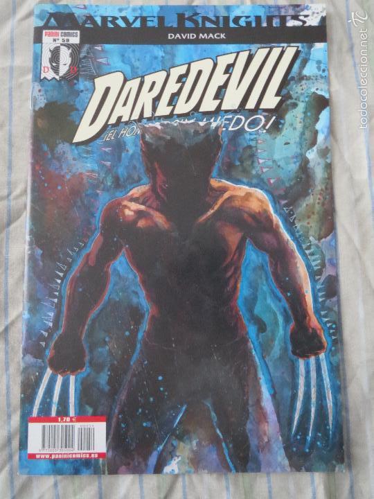 MARVEL KNIGHTS DAREDEVIL NUMERO 59 PANINI COMICS (Tebeos y Comics - Forum - Daredevil)