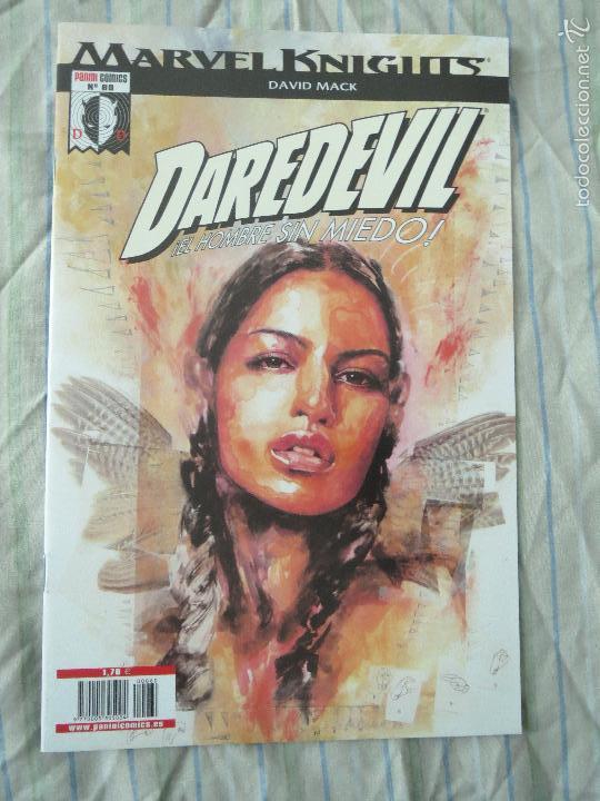MARVEL KNIGHTS DAREDEVIL NUMERO 60 PANINI COMICS (Tebeos y Comics - Forum - Daredevil)