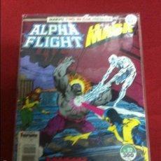 Comics : ALPHA FLIGHT NUMERO 52 NORMAL ESTADO REF.7. Lote 56429681