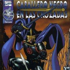 Cómics: CABALLERO NEGRO EN LAS CRUZADAS - TOMO FORUM - MUY BUEN ESTADO - OFI15T. Lote 56468655