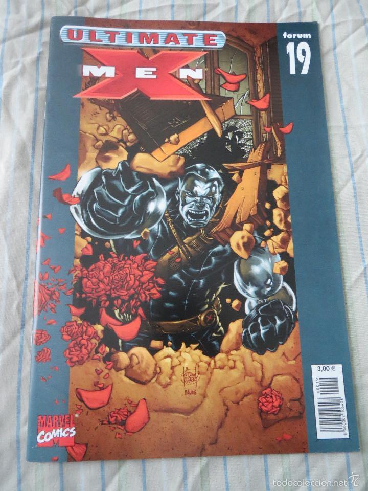 COMIC ULTIMATE X-MEN NUMERO 19 FORUM (Tebeos y Comics - Forum - X-Men)
