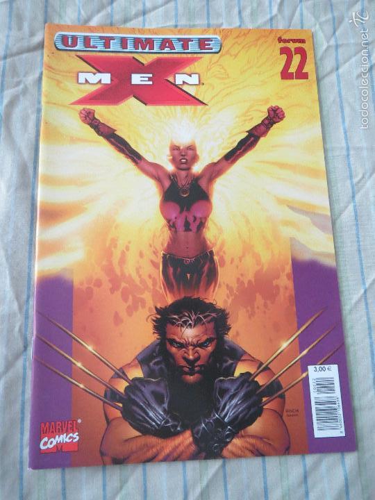 COMIC ULTIMATE X-MEN NUMERO 22 FORUM (Tebeos y Comics - Forum - X-Men)