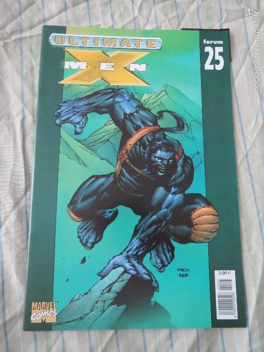 COMIC ULTIMATE X-MEN NUMERO 25 FORUM (Tebeos y Comics - Forum - X-Men)
