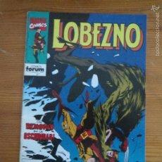 Cómics: COMIC LOBEZNO SERIE REGULAR GRAPA FORUM VOLUMEN 1 NUMERO 34 (1992). Lote 132611714