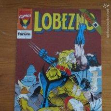 Cómics: COMIC LOBEZNO SERIE REGULAR GRAPA FORUM VOLUMEN 1 NUMERO 46 (1993). Lote 56516718