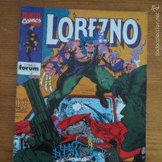 Cómics: COMIC LOBEZNO SERIE REGULAR GRAPA FORUM VOLUMEN 1 NUMERO 52 (1993). Lote 56516726